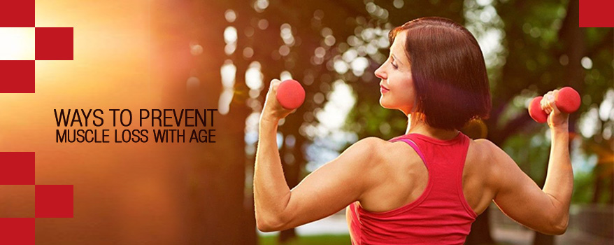 How to Prevent Muscle loss