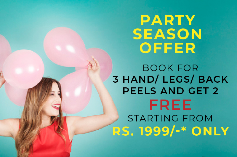 Party season offer instasculpt