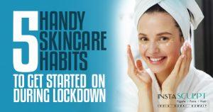 skincare tips covid 19