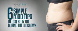 lockdown food tips covid 19